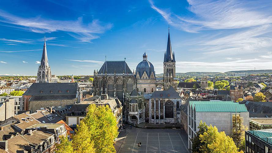 5 亚琛大教堂