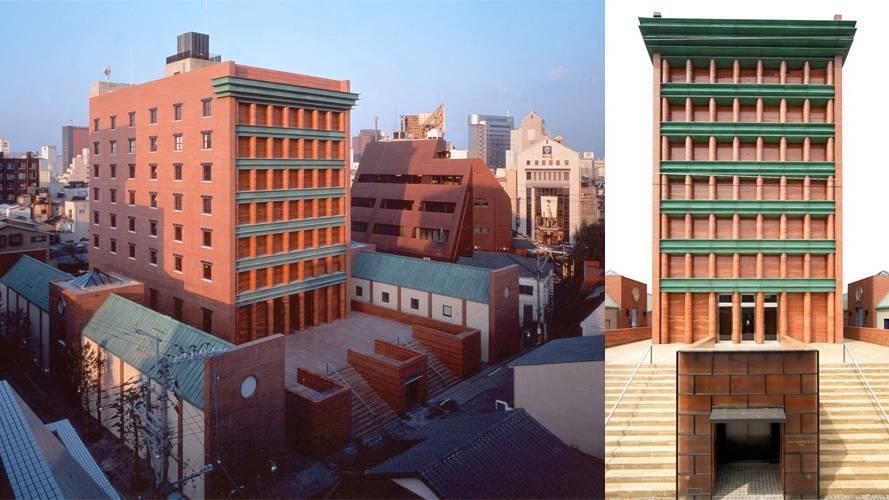6 福冈 Hotel-IL-Palazzo