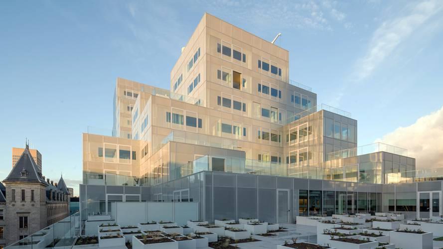 4 鹿特丹 - Timmerhuis 商住混合大厦