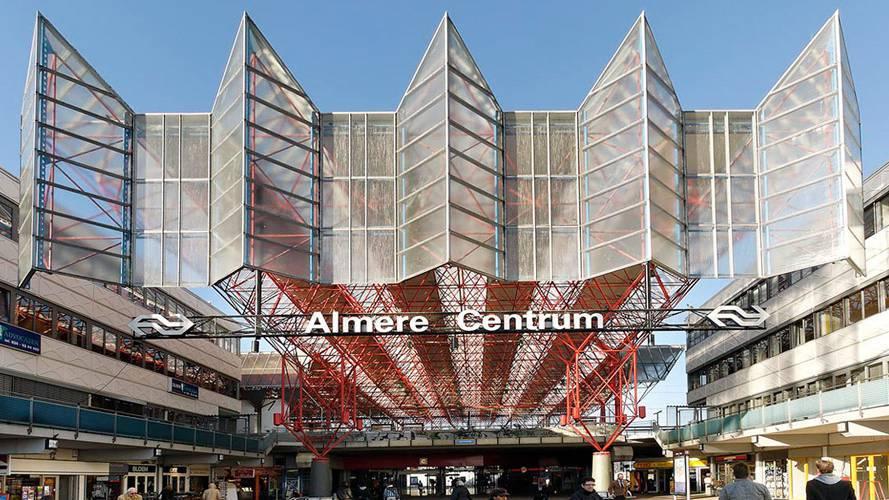 3 阿尔梅勒 - 新城中心