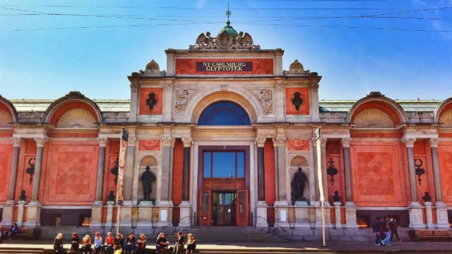 7 哥本哈根 - 嘉士伯艺术博物馆
