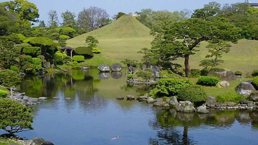 3 熊本县 水前寺成趣园